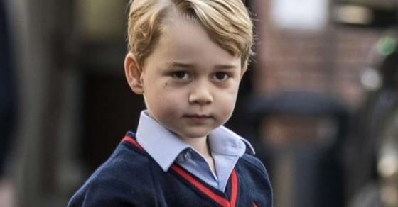 Тревога во училиштето на малиот британски принц Џорџ