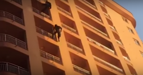 Како во акционен филм  Голема акција на сараевската полиција