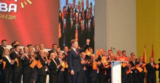 Груевски  Нашата визија е стабилен и реален раст на БДП кој во просек треба да е 4  или повеќе