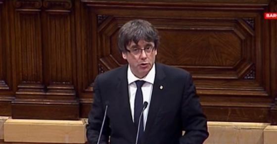 Пуигдемонт  Мора да се почитува народот кој бара независност на Каталонија