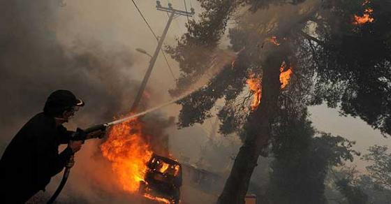 Расте бројот на загинати во пожарите на северот на Калифорнија