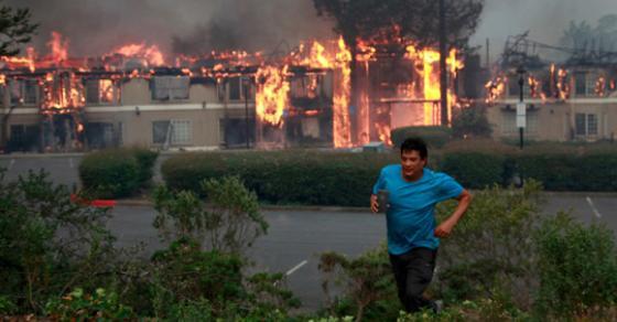 Најмалку 31 загинат во големите пожарите во Калифорнија