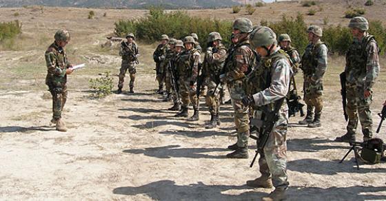 Почина професионален војник на АРМ во болницата во Неготино