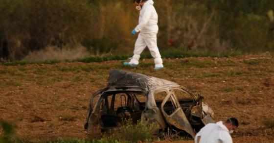 ЕУ згрозена од убиството на новинарката на Малта