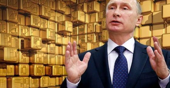 Русија купува златни плочки со невидена брзина   тоа што ќе дојде ќе го затресе светот