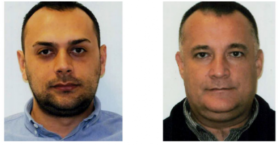Грчката полиција потврди дека се уапсени Грујевски и Бошковски