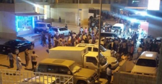 Разорен земјотрес од 7 3 степени вечерва во на граница меѓу Иран и Ирак