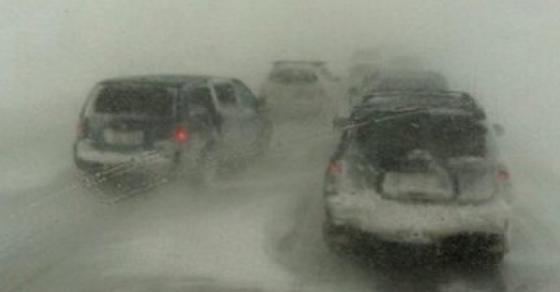 Предупредување пред бура  Обилни врнежи од дожд и снег