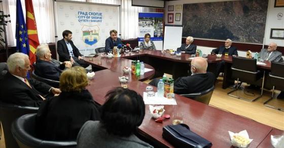 Шилегов им се заблагодари на борците од НОБ за денешната слобода