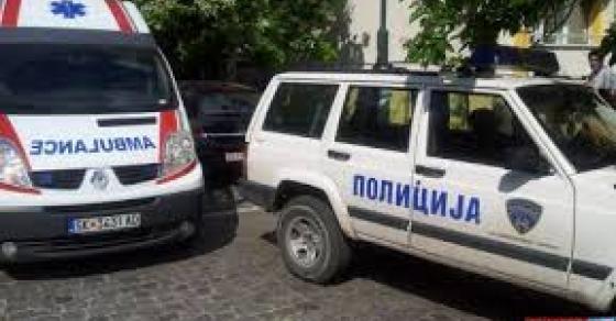Тинејџер прегазил пешак па побегнал   потоа сам дошол во станица во Тетово