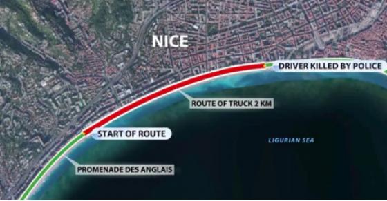 Напад во Ница  Извадил оружје и од чиста мира почнал да пука