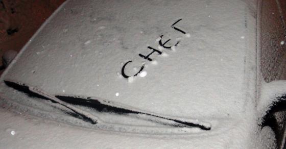 УХМР  Снегот доаѓа пред крајот на неделата