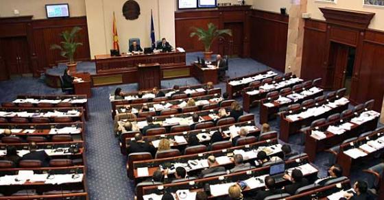 Собранието утре ќе гласа за потребата од донесување на законот за јазиците