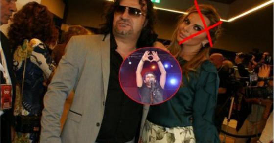 Ја преболе Соња   Аца Лукас уловен со популарната Гранд ѕвезда