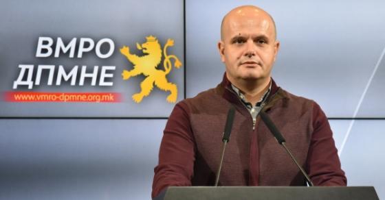 Данев  Фискалната стратегија на Владата на Заев ќе ја погреба македонската економија