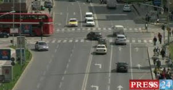 Затворена за сообраќај улицата  Втора Македонска бригада    автобусите ќе се пренасочуваат