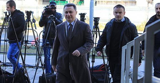 Груевски  Обвинети сме за тоа што сега го прави владата на СДСМ