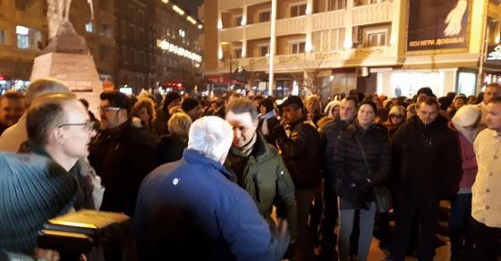 Блокирани дел од раскрсниците до 17 часот во Скопје
