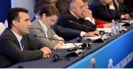 Заев  Македонија може да биде транспортен центар на Балканот