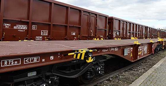 Во целосен прекин железничкиот товарен сообраќај во Македонија