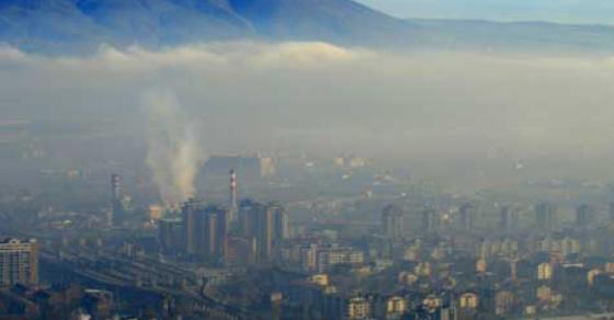 Скопје руши рекорди во загаденост   екстремно загаден воздухот и вечерва
