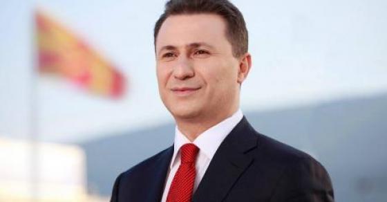 Груевски со пораки до кандидатите за нов лидер на ВМРО ДПМНЕ