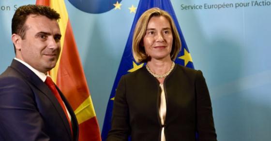 Заев и лидерите од земјите од Западен Балкан утре на неформален состанок кај Могерини