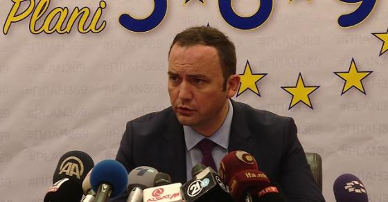 Османи  Нема реконструкција на Владата