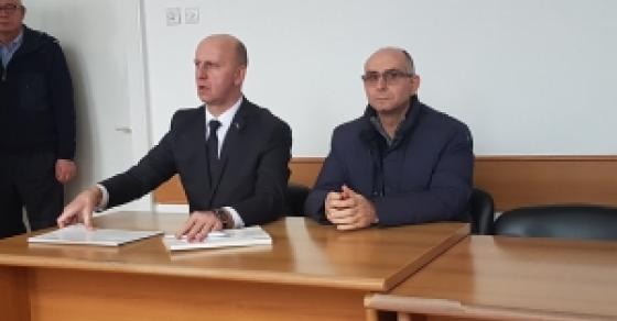 Чавков попладнево спроведен во Апелациониот суд