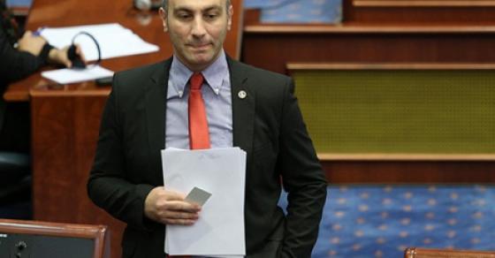 Ако Иванов не го потпише законот за јазици  Груби најави повторно гласање
