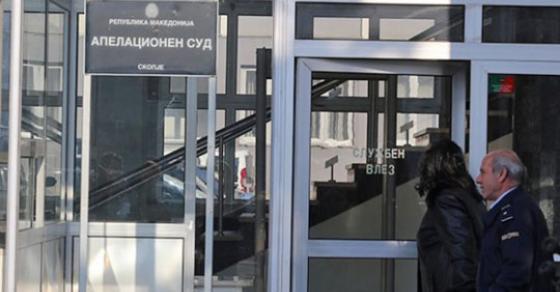 Апелација одлучи  Чавков  Јовановски и Дурловски остануваат во притвор