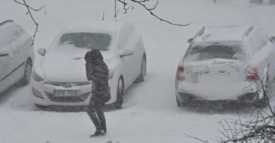 Доаѓа студ  снег и вистинска зима   температурите под нулата