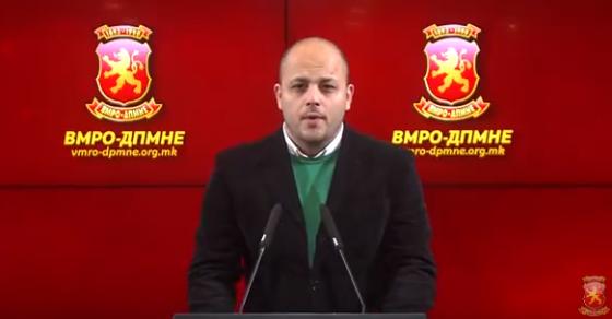 Костовски  Со неуставниот закон за двојазичност се деградира употребата на македонскиот јазик