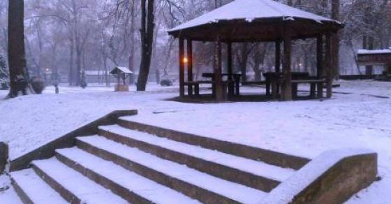 Детална викенд временска  Подгответе се за права зима
