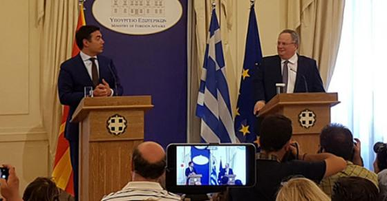 Работни групи за решавање на спорот   Името отвори нов  фронт   се вмеша и грчката црква