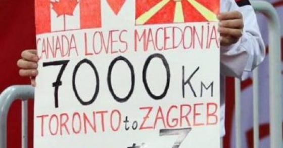 Поминал 7 000 километри само за да го види Кире Лазаров