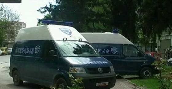 Тепачка во хотел во Скопје