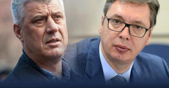 Тачи и Вучиќ разговараа првпат по убиството   Србија сака да учествува во истрагата на случајот Ивановиќ