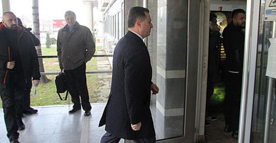 Груевски по судењето   Госпоѓо  се менува името
