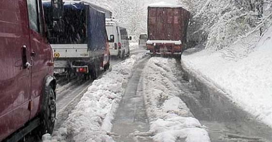 Каде наврна најмногу снег и колку изнесува снежната покривка