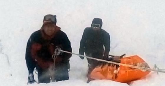 Сител  Неофицијално причината за смртта на двајцата планинари на Кајмакчалан била хипотермија