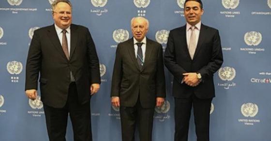 Средбата на Димитров  Коѕијас и Нимиц трае со часови   се интензивираат преговорите