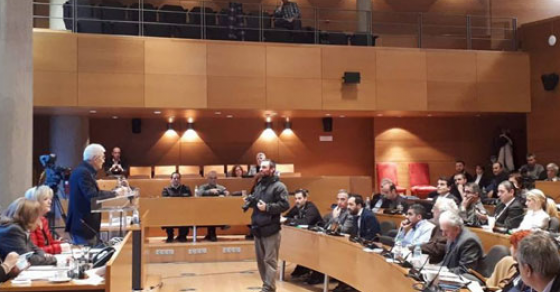 Грците бараат оставка од Бутарис   Градоначалникот да го остави името и да се занимава со ѓубрето
