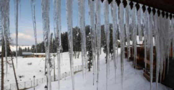 Македонија окована во студ  Температурите длабоко под нула  не чека поголем студ