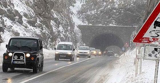 И утрово сообраќајот отежнат  прекини и забрана на следниве патни правци