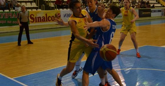 Изгубија со 60 коша разлика  Фијаско на македонските кошаркарки во Италија