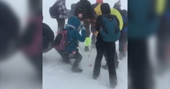 Се собираат изјави од планинарите учесници во турата во која загинаа две лица на Кајмакчалан