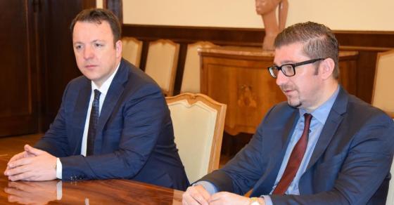 Мицкоски  Со Вучиќ се согласивме дека иднината на Балканот е во прогресивни политичари кои умеаат да ги запазат државните интереси