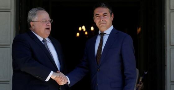 Грчките медиуми откриваат каде и кога повторно ќе се сретнат Коѕијас и Димитров