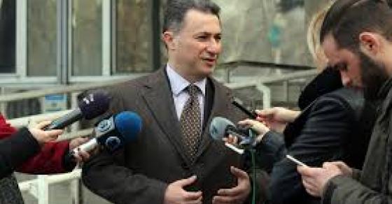 Груевски до судиите  Бараме да го спроведете законот